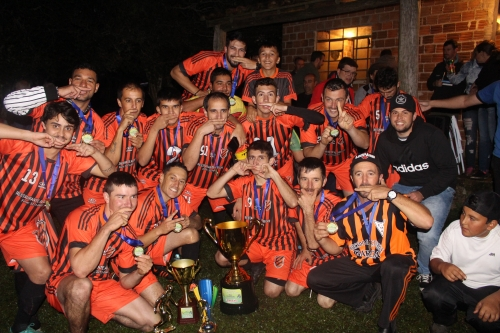 GRANDE FINAL DEFINE OS CAMPEÕES DO 7º CAMPEONATO DE FUT7